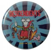 Decendents - 'When I Get Old' Button Badge